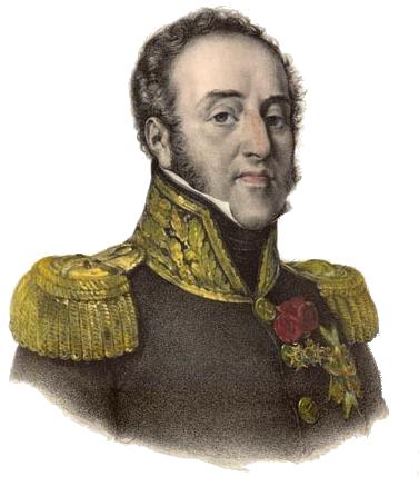 Louis Gabriel Suchet